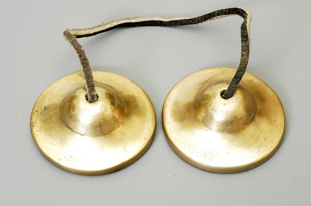 R Expo Usa Song Of India Cymbals Tibetan Plain Small Importers
