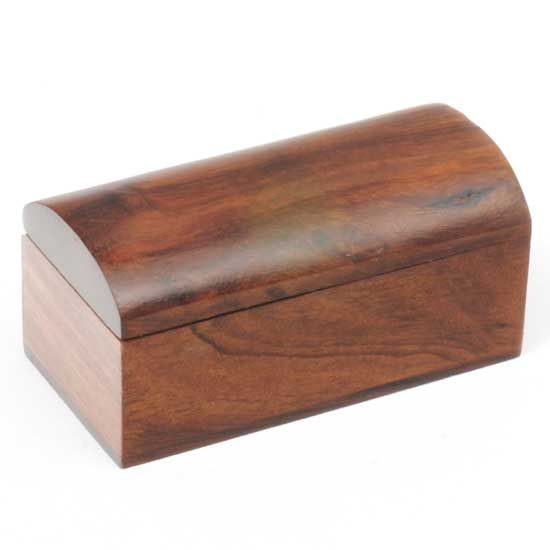 R Expo Usa Song Of India Wood Box With Rounded Top 4 X 2