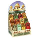 Zodiac Incense Display - 72 packs of 25g