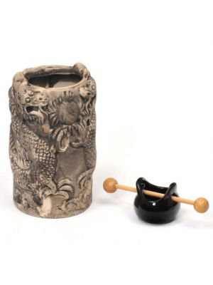 Dragon Ceramic Aroma Lamp