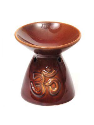 Ceramic Om Aroma Lamp