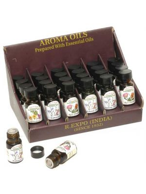 Song of India 10ml Aroma Oil 24 pcs Display