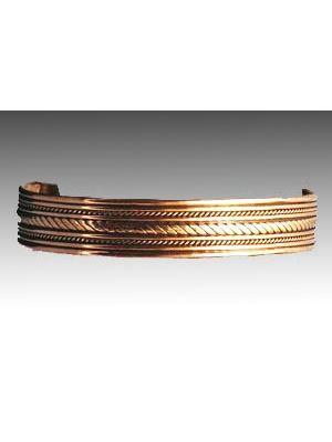 Bracelet Multimetal Cuff 1/4