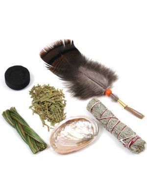Botanicals Smudge Kit
