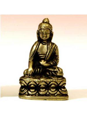 Brass Blend Buddha Shakyamuni 2