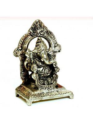 Brass Blend Ganesha Sitting.2.5