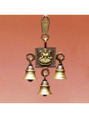 Brass Door Bell Antique Laxmi