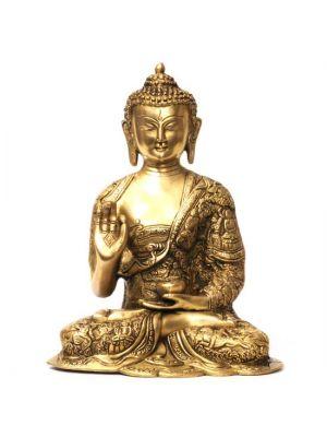 Brass Buddha Life Story 12