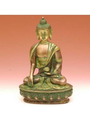 Brass Buddha Copper Finish 8