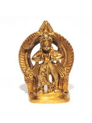 Brass Hanuman 2.75