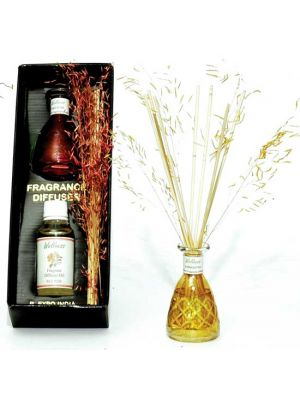 Fragrance Diffuser with Glass Decanter (2 scents)