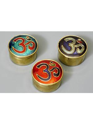Brass Box Medium 1.5