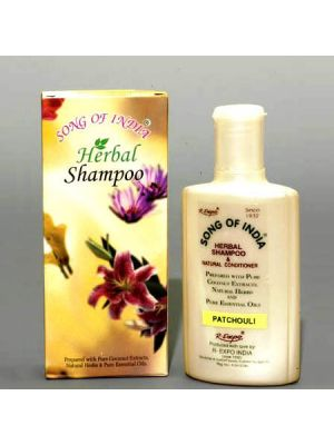 Song of India Herbal Shampoo (8 scents)