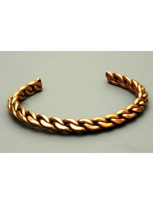Bracelet Copper    1/4 Twist