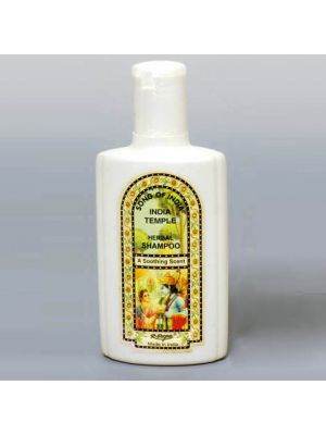 India Temple Herbal Shampoo