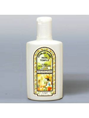 India Temple Herbal Moisturizer