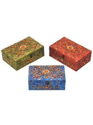 Embellished Boxes Set/3 7.5