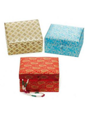 Jacquard Boxes Set/3 6