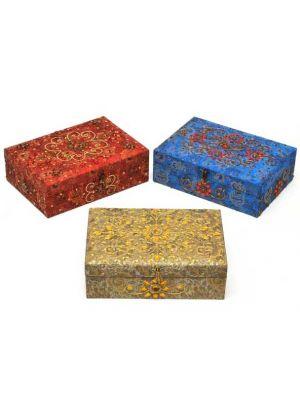 Embellished Jewelry Boxes Set/3 10