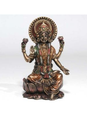 Resin & Bronze Laxmi 4