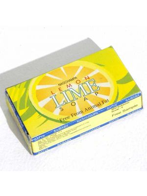 Nag Champa Lemon Lime Soap 75 g.