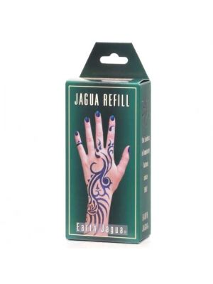 Earth Jagua Black Temporary Tattoo Refill