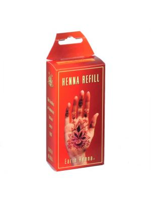 Earth Henna Temporary Tattoo Refill