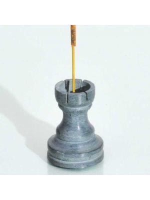 Chess Rook Incense Burner 2