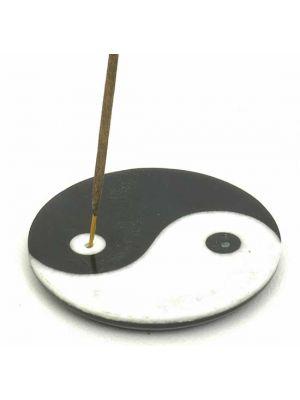 Incense Burner Stone Yin-Yang 4