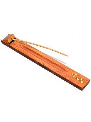 Wooden Adjustable Angle Incense Burner 11