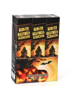 Haunted Halloween Incense 15g - Box/12