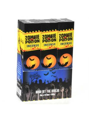 Zombie Poison Incense 15g - Box/12