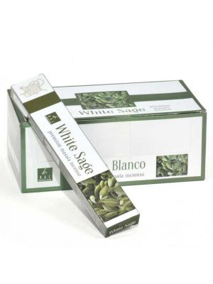 White Sage Incense 15g Box/12