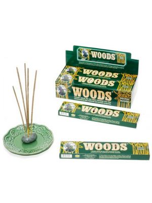 Woods 14G Incense Sticks 12 Pack