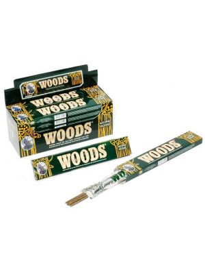Woods 25 G Incense Sticks 6 Pack