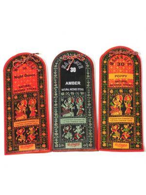 Natural Namaste Incense 25g (11 scents)