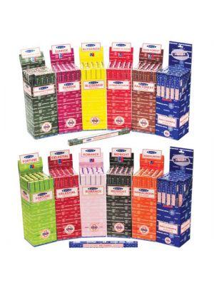 Satya Nag Champa 10g Box/25 (11 scents)