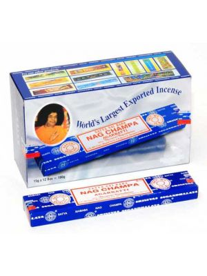 Genuine Nag Champa Incense 15 g. Dozen