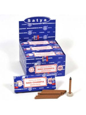 Satya Nag Champa Dhoop Sticks 10 pcs Box/12