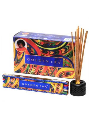 Satya Golden Era Incense 15g Box/12