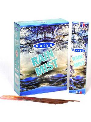 Satya Rain Mist Incense 20g Box/12