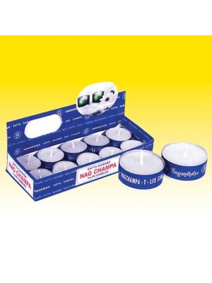 Nag Champa Tealights Pack/20
