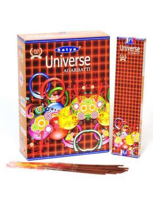 Satya Universe Incense 20g Box/12