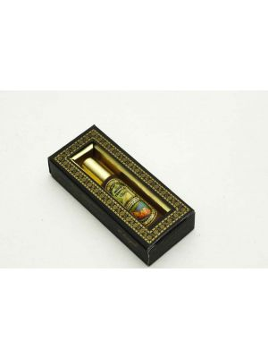 India Temple Aroma Oil 12 pcs display.