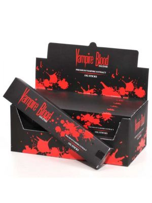 Vampire Blood Incense 15g Box/12