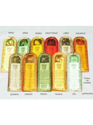 Zodiac Incense Sticks - 25g (12 scents)
