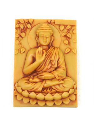 Resin Buddha Magnet