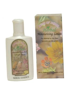 Song of India Herbal Moisturizing Lotion (14 scents)