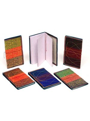 Hand Made Notebook Large - Set/6