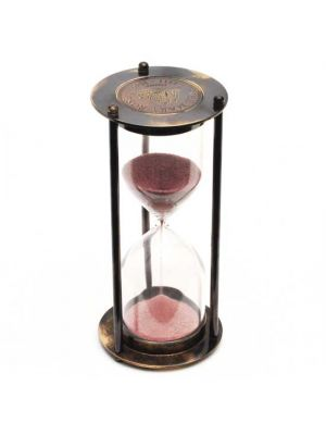 Brass Antique Hourglass
